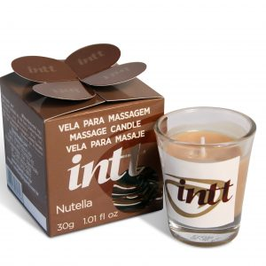 Vela Para Massagem Nutella