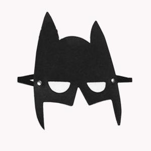 Máscara Batman Preta-010