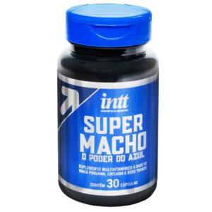 Super Macho Suplemento Masculino 30 Cápsulas