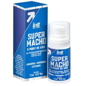 Super Macho Gel Potencializador Masculino 17 ml