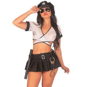 Fantasia Policial Kelly - Erotika 2102