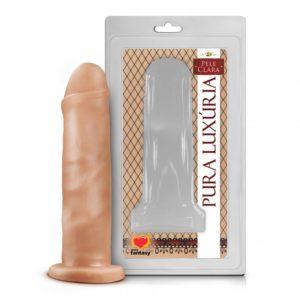 Pênis Realístico Maciço 16,5cm PA011